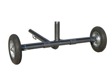 "Picture of DuCaR 2"" Agricultural Wheeled Sprinkler Cart"